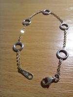 Special gold bracelet 10k