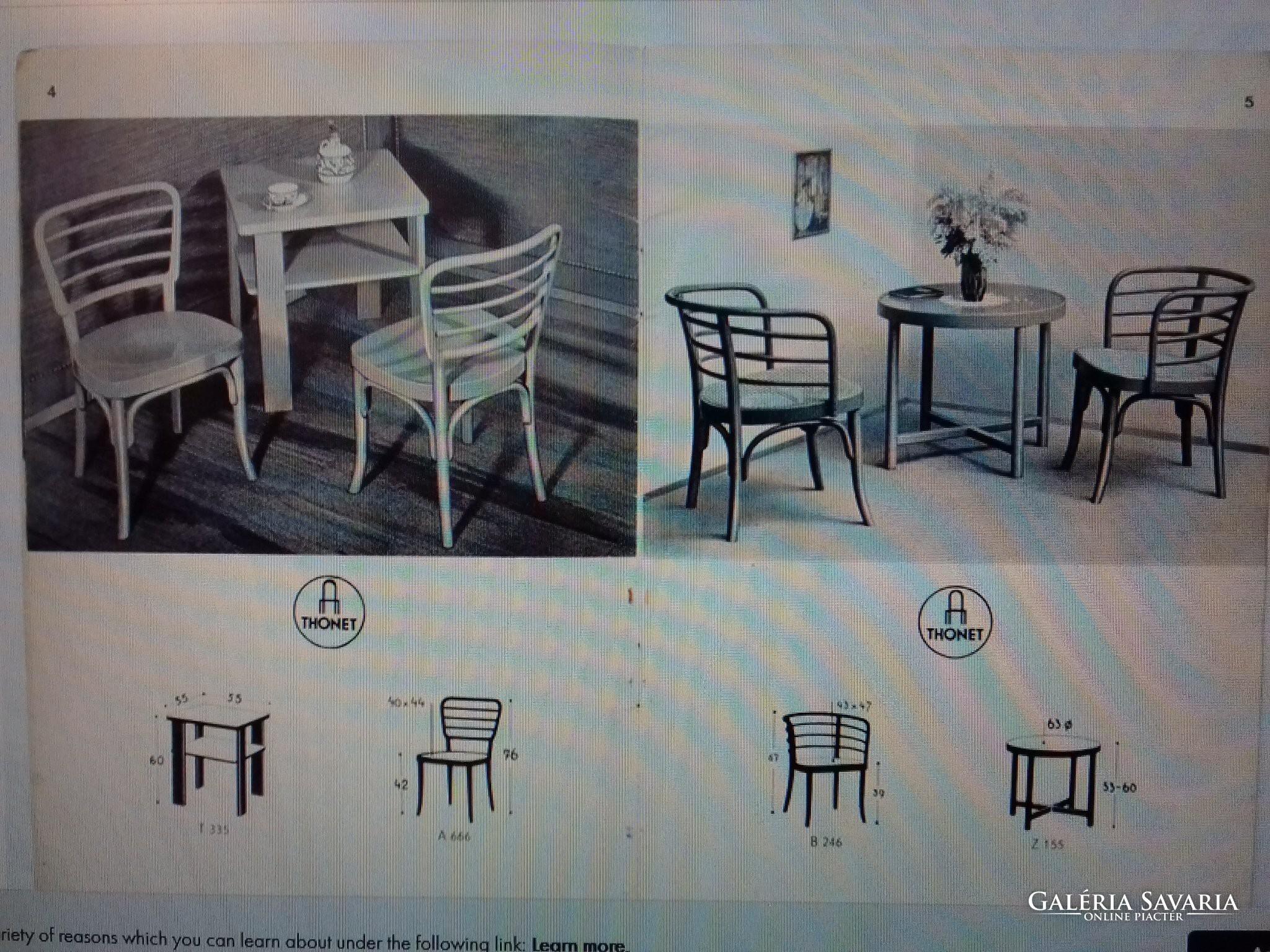 Josef Frank Designed A Thonet Beech Armchair From The 1930s