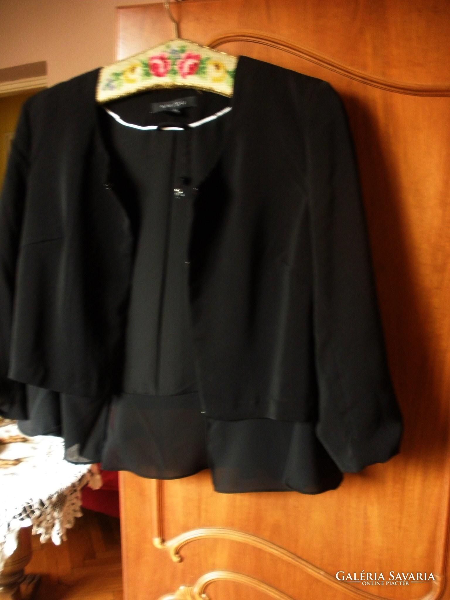 f864c23a86 Fekete csodás blézer - Gardrób | Galéria Savaria online piactér ...