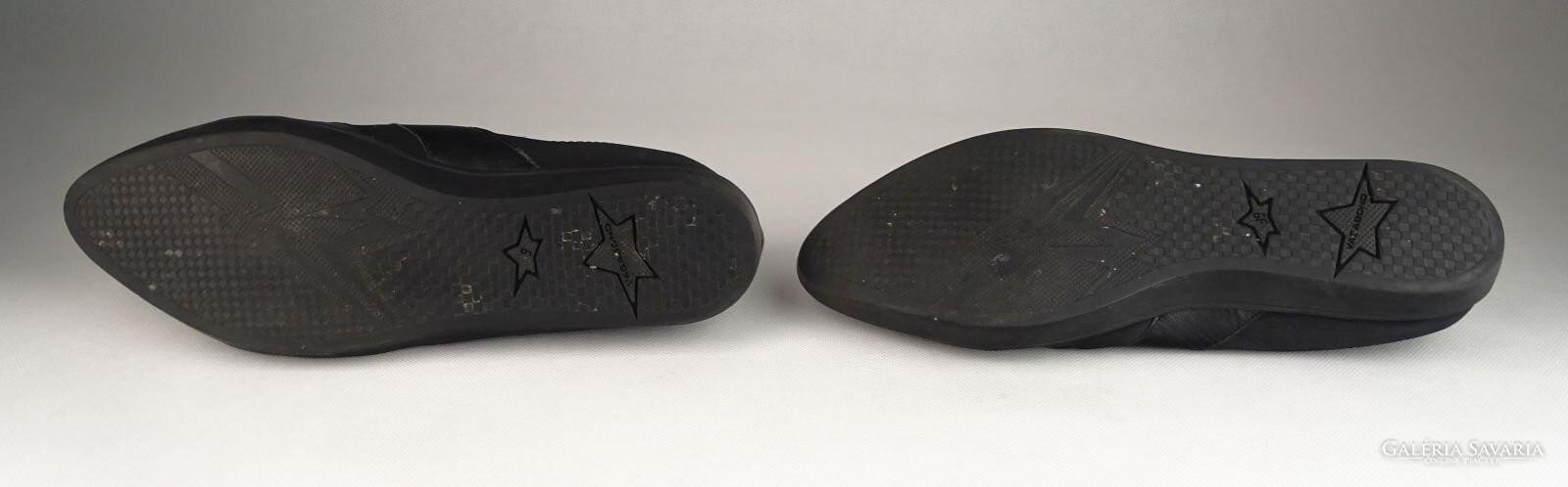 0V543 Fekete Vagabond balerina cipő 39-es - Wardrobe  4f24f11014