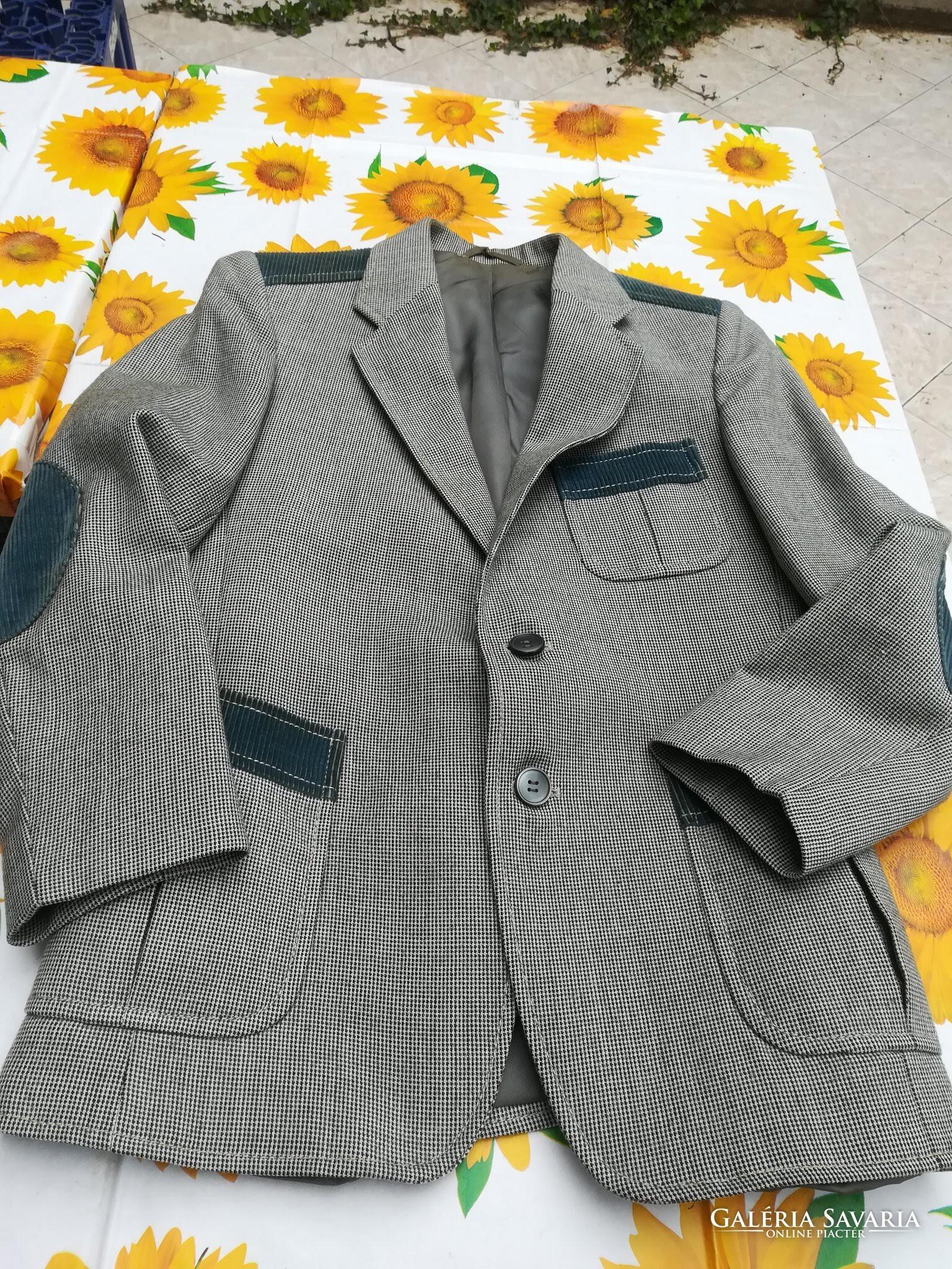 a89f92549f Csinos blézer-kabátka kordbársony könyökvédővel 36-os - Gardrób ...